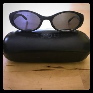 RARE VINTAGE 90s GUCCI matrix sunglasses